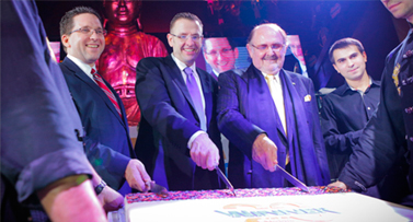 The company celebrated its anniversary – the 20th anniversary of Winner in Ukraine
