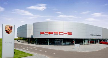 """Winner"" opens the unique concept dealership ""Porsche Center Kyiv Airport"""