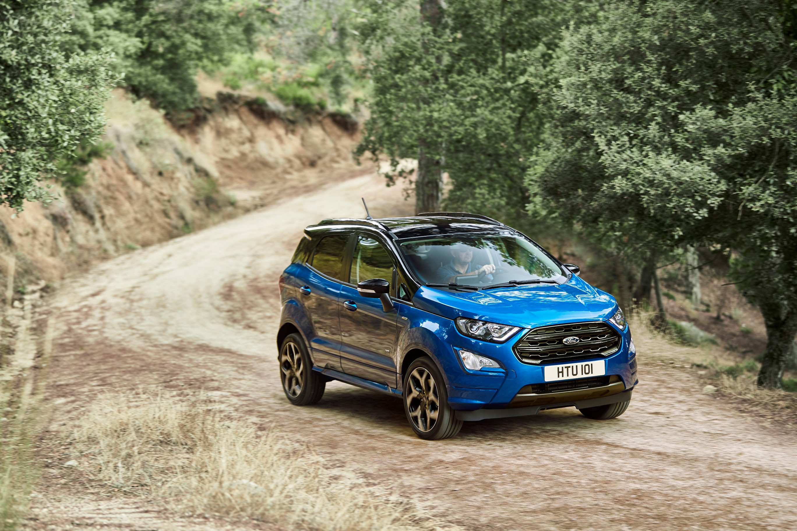 Tiger Eye Ford Kuga